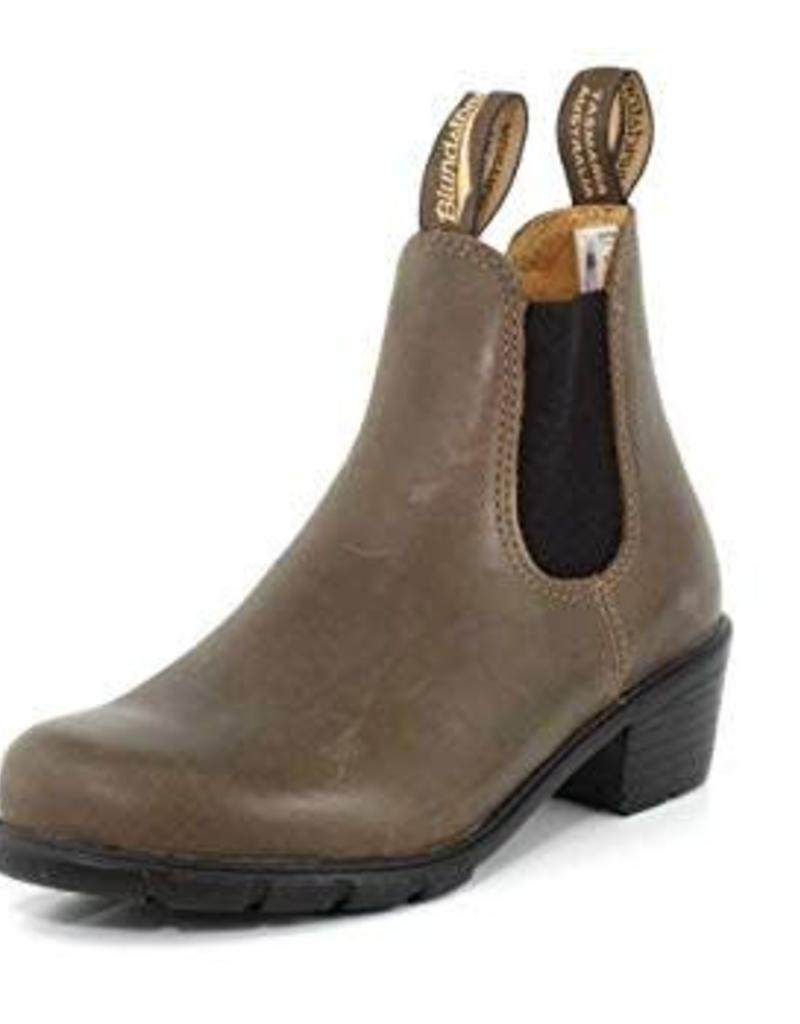 Blundstone Blundstone, Heel, Antique Taupe, 1WIDTH, 6.5