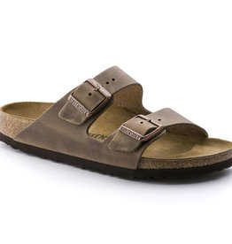 Birkenstock Birkenstock Arizona, tobacco-brown, Natural-LTR, REG, 38