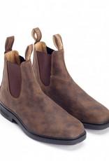 Blundstone Blundstone, Chisel Toe Rustic Brown 1306, , 1WIDTH, 3