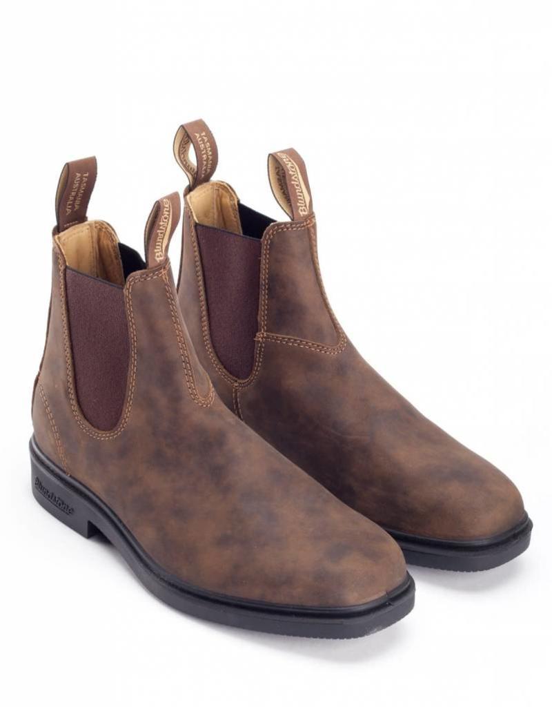 Blundstone Blundstone, Chisel Toe Rustic Brown 1306, , 1WIDTH, 7