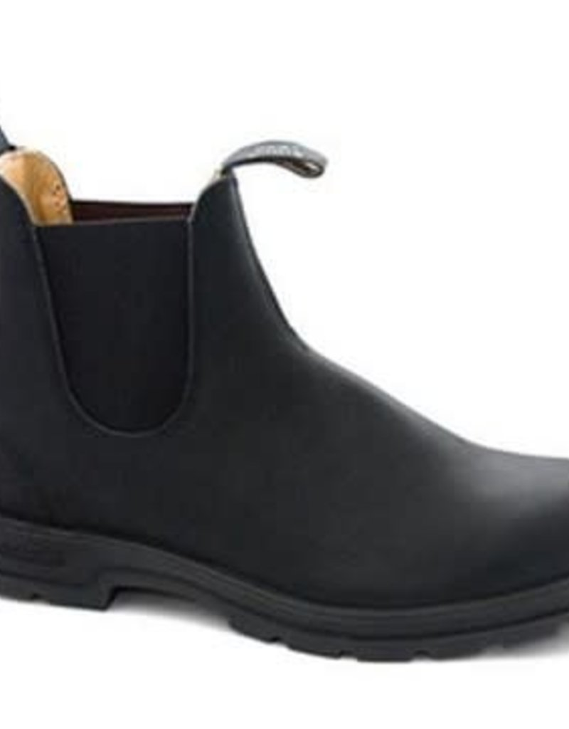 Blundstone Blundstone, Leather Lined Black , 1WIDTH, 7.5