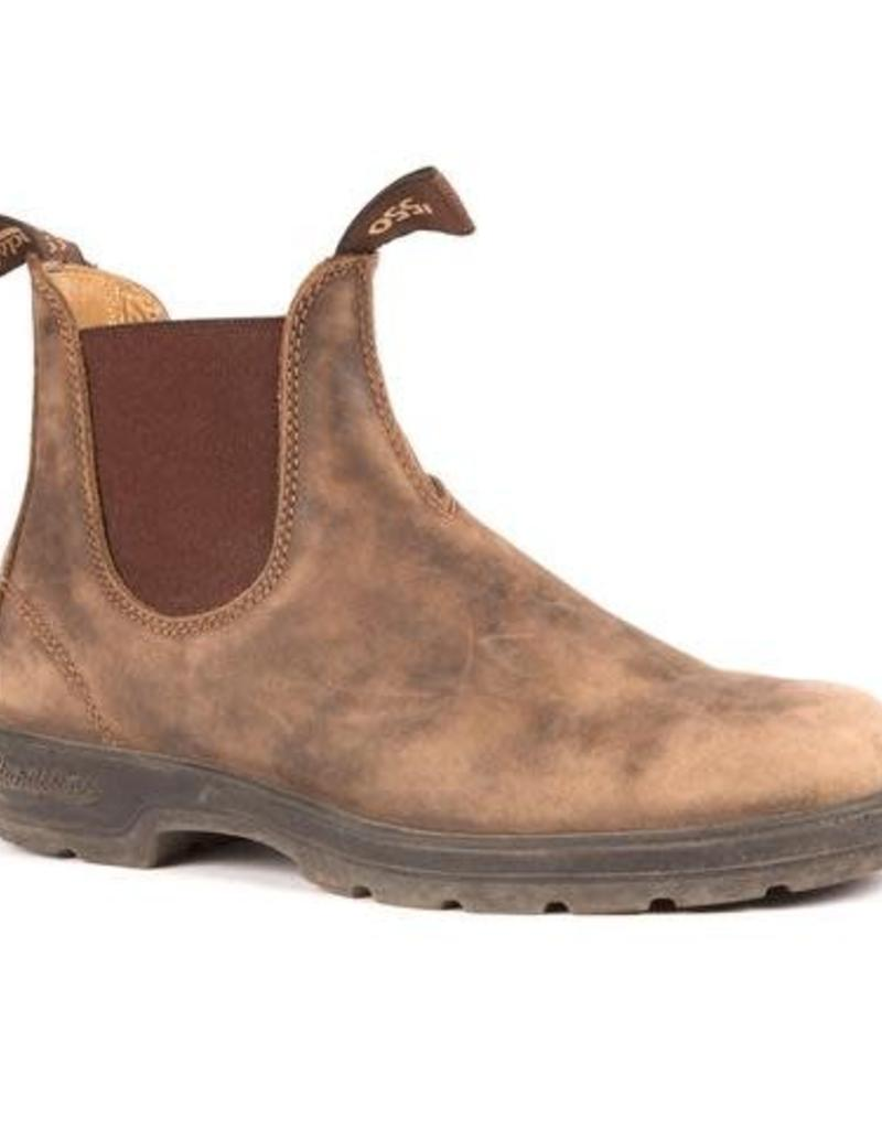 Blundstone Blundstone, Leather Lined Rustic Brown 585, 1WIDTH, 3.5