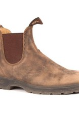 Blundstone Blundstone, Leather Lined Rustic Brown 585, 1WIDTH, 5.5
