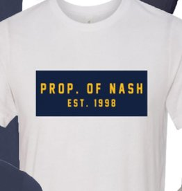 NASH The Nash Collection- Property of Nash Tshirt