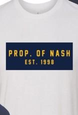 NASH The Nash Collection- Property of Nash Tshirt