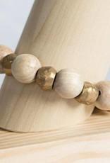Stone+Stick Stone + Stick Binary Stretch Bracelet