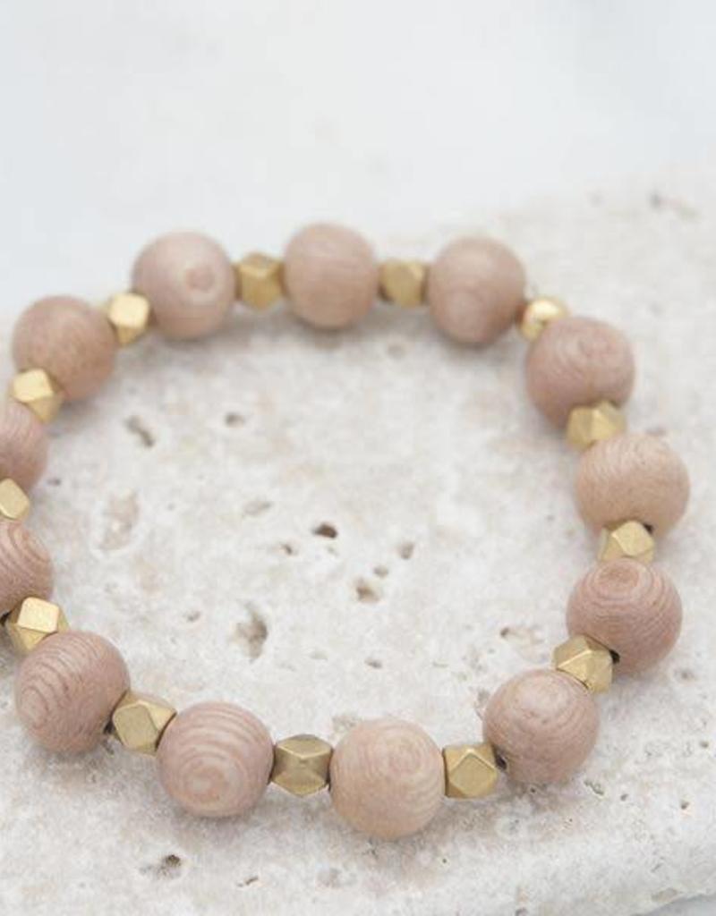 Stone + Stick Essentials Stretch Bracelet