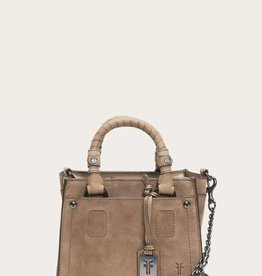 Frye Frye- Demi Mini Satchel Grey