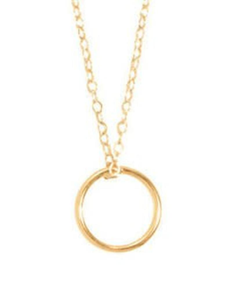 "ENewton Design ENewton Designs- 16"" Halo Gold Necklace"