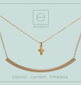 ENewton Design ENewton Designs- Holiday Layered Necklace Set