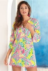 MudPie MudPie Lacey Cover Up