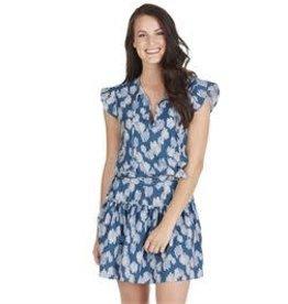 MudPie MudPie Danielle Flutter Dress