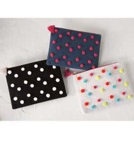 MudPie MudPie Confetti CarryAll Case