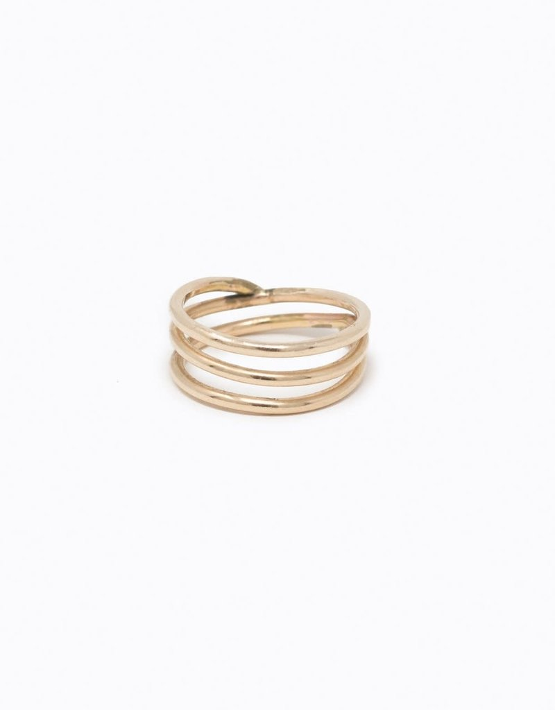 FashionABLE FashionABLE Contour Ring