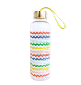 Packed Party Packed Party Water Bottle- Making Waves