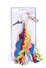Packed Party Packed Party Charging Cord Keychain
