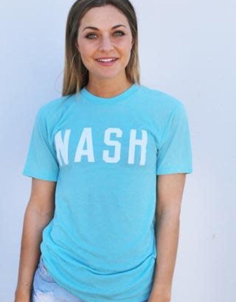 NASH The Nash Collection- NASH Fleck Tee