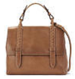 Frye Frye Reed Flap Satchel