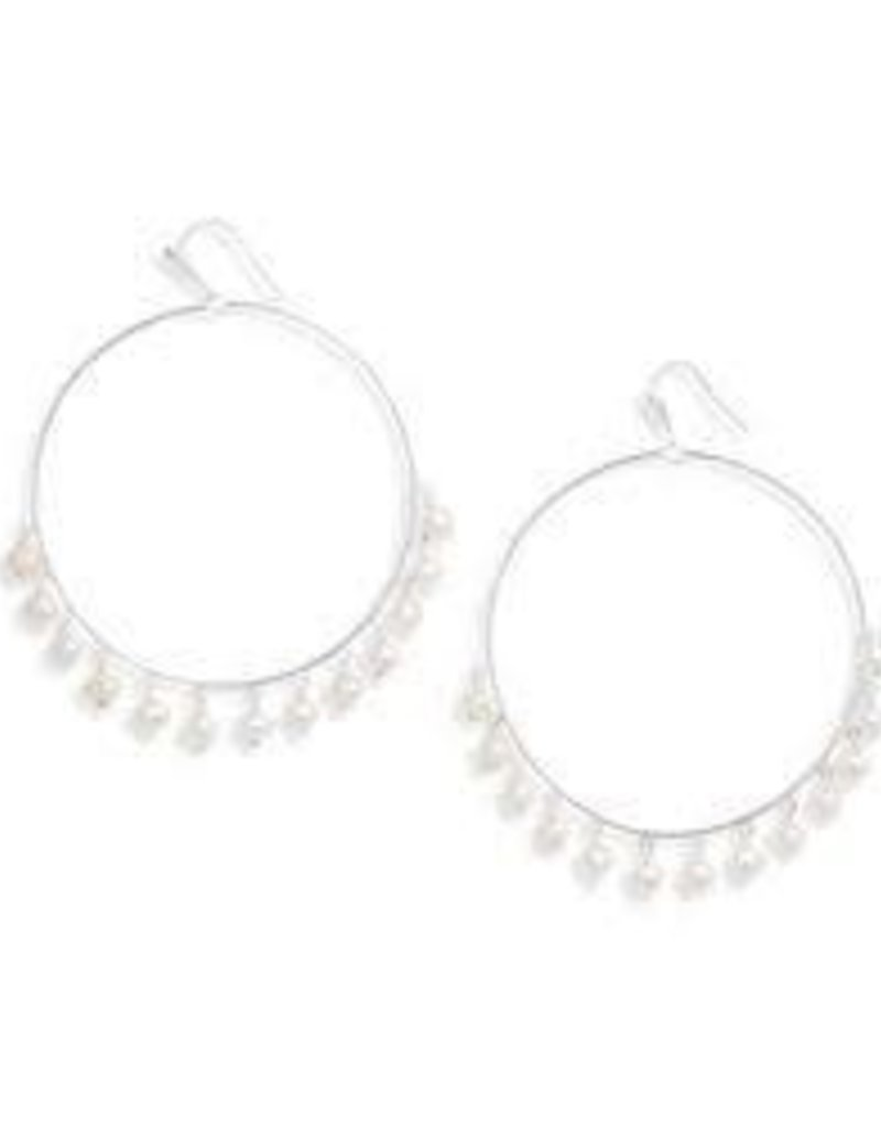 Kendra Scott Kendra Scott Earrings Hilty BSV Baroque Pearl