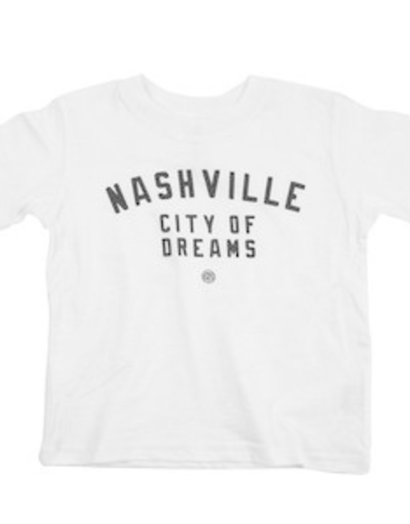 Project 615 Project 615 Tshirt- City of Dreams (Kids)
