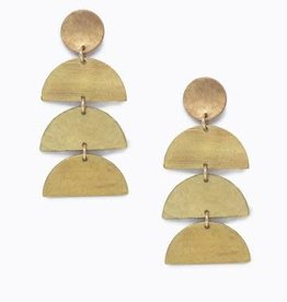 FashionABLE FashionABLE Oasis Earring