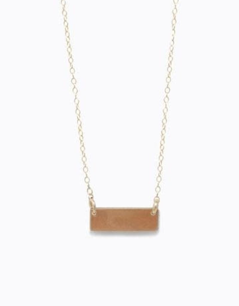 FashionABLE FashionABLE Vista Necklace - 14K Gold-Fill, Sterling, or Rose Gold