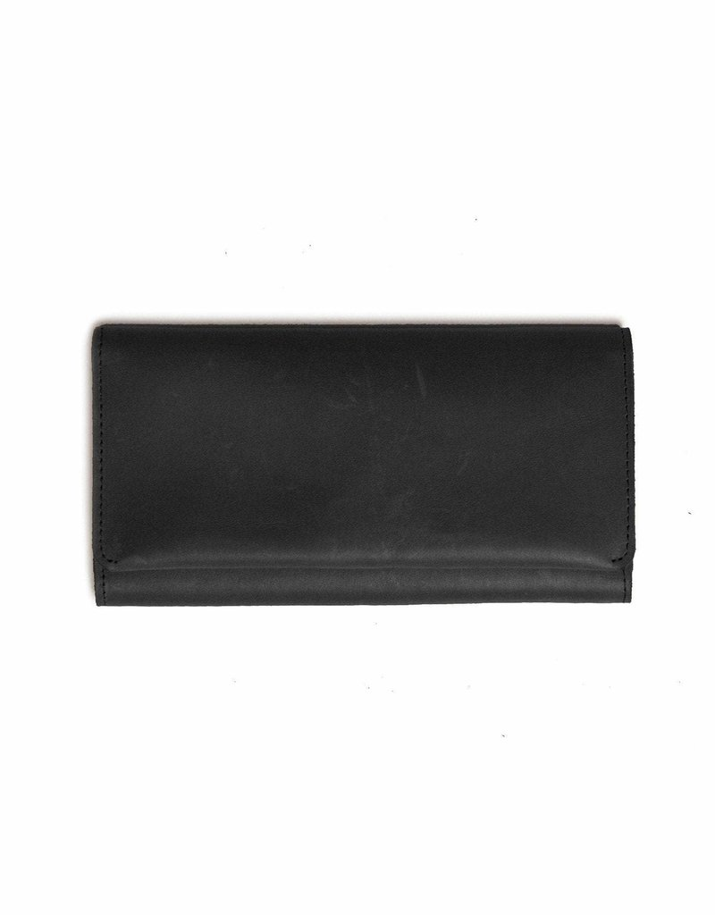 FashionABLE FashionABLE Debre Wallet- Black