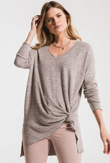 Z Supply Z Supply Marled Vneck Tunic