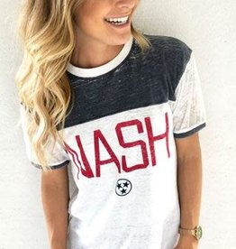 NASH The Nash Collection- Vintage NASH Jersey