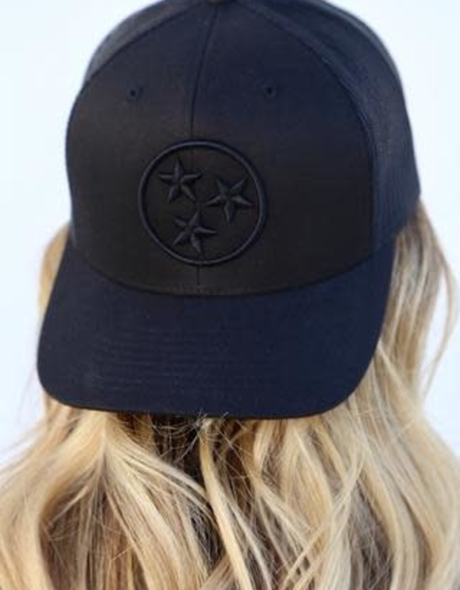 Nash Collection The Nash Collection Trucker Hat- Tri Star