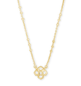 Kendra Scott Kendra Scott Rue Short Pendant Necklace