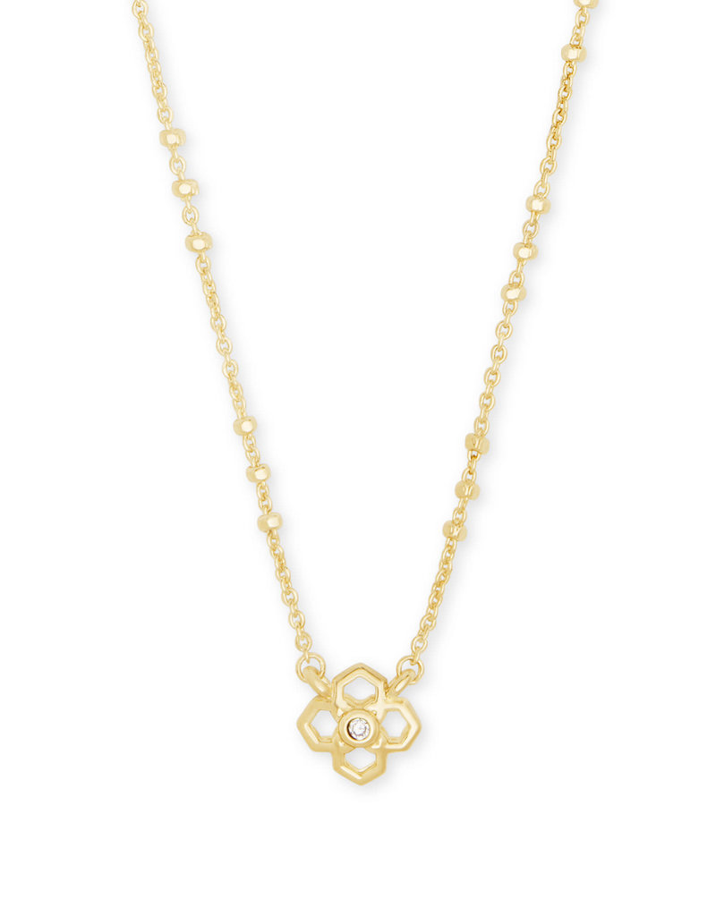 Kendra Scott Kendra Scott Rue Short Pendant Necklace