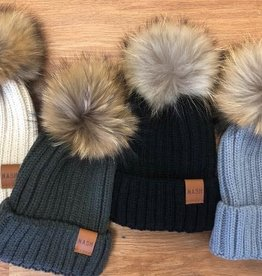 NASH The Nash Collection- Fur Beanie