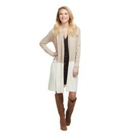 MudPie MudPie Ford Colorblock Cardigan
