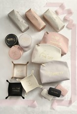 MudPie MudPie Makeup Bag- Glitzy