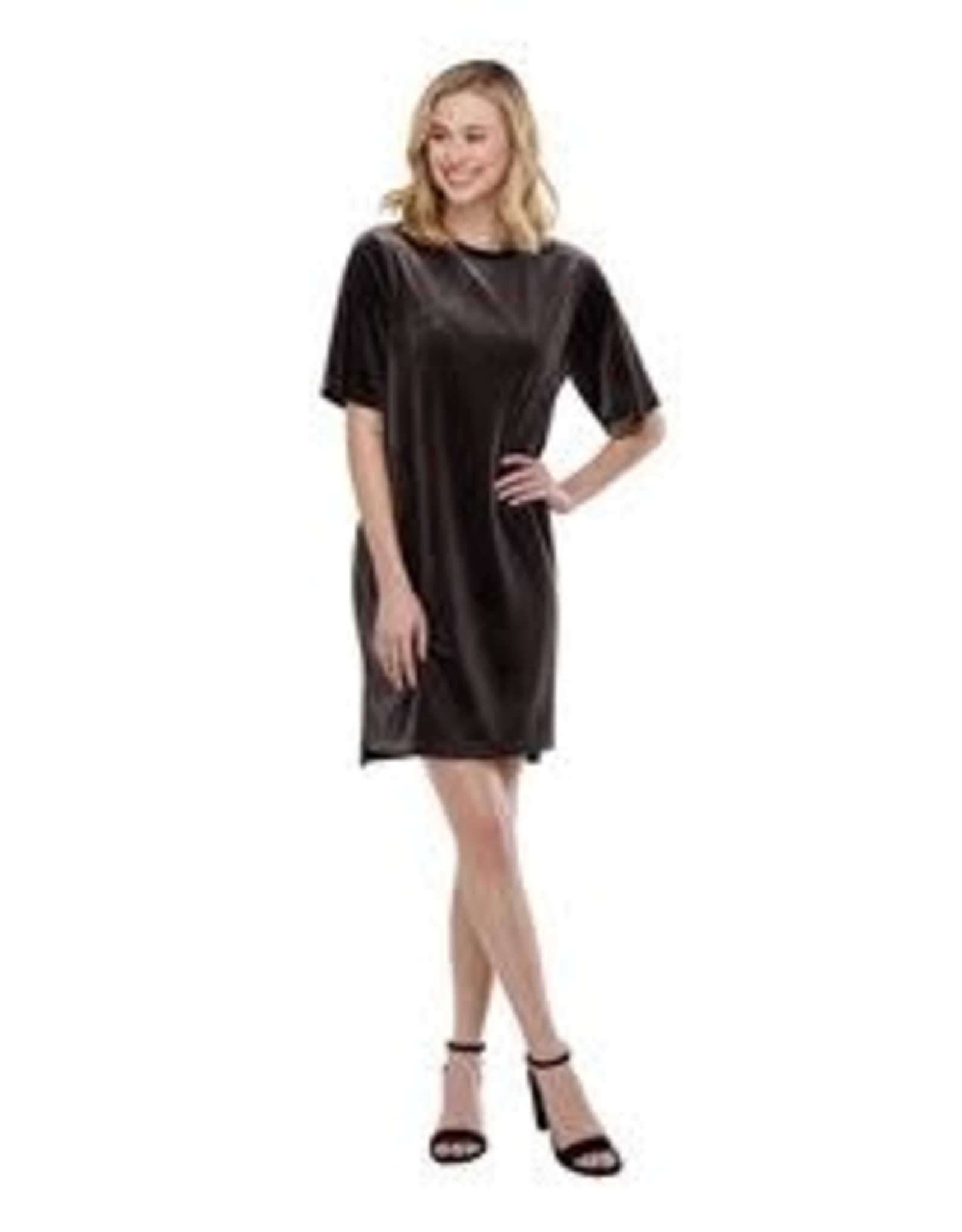MudPie MudPie Bennett Velvet Dress