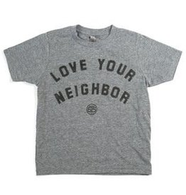 Project 615 Project 615 Youth Tshirt- Love Your Neighbor
