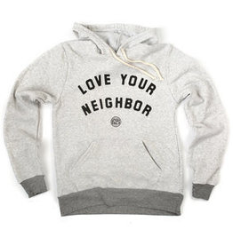 Project 615 Project 615 Hoodie- Love your Neighbor