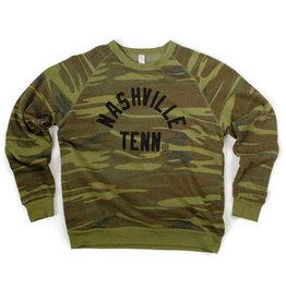 Project 615 Project 615 Sweatshirt- NASH TENN Camo