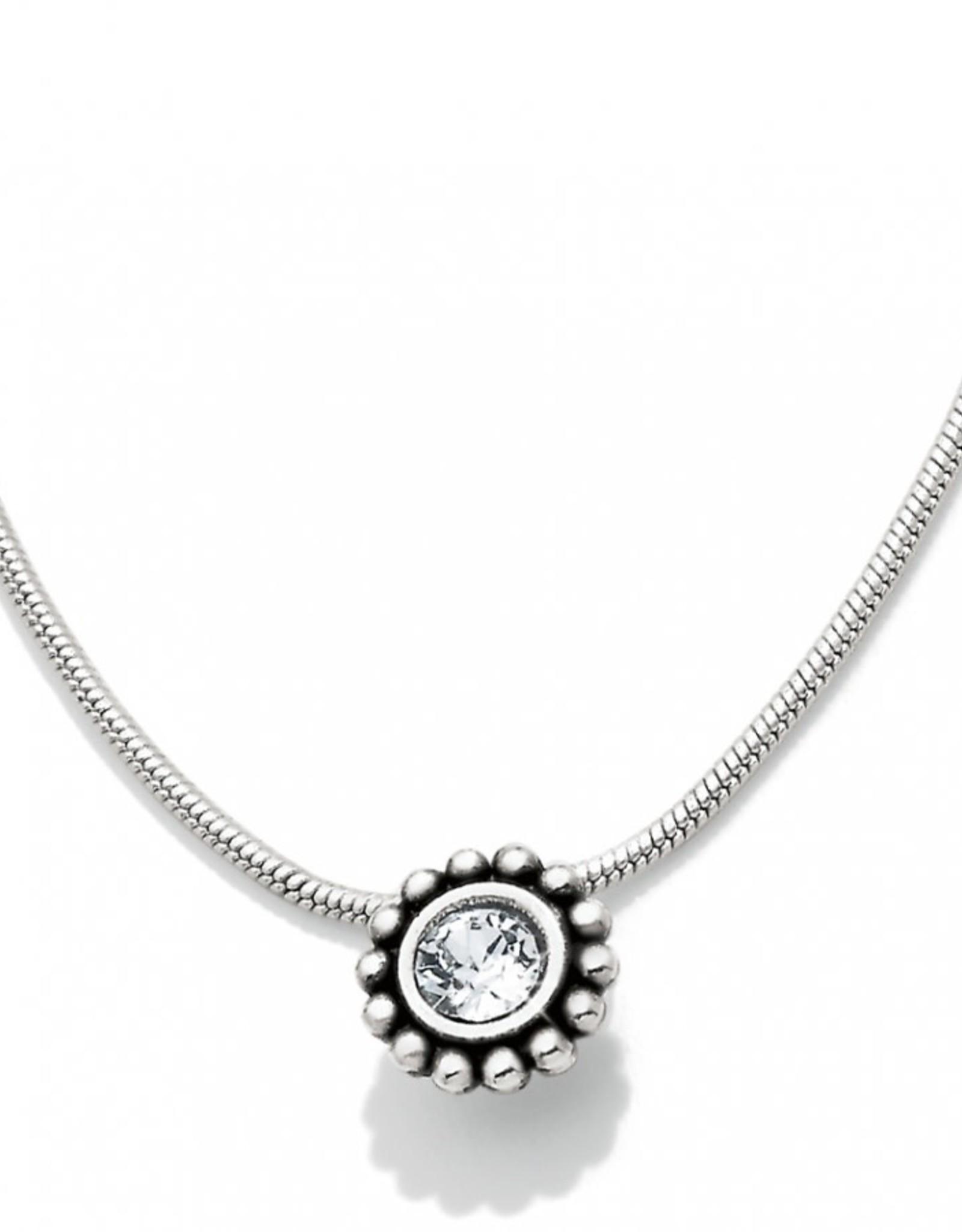 Brighton Brighton Necklace Twinkle Round Petite