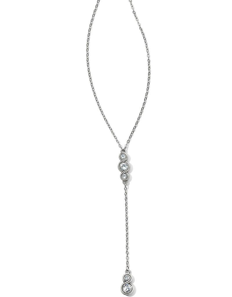Brighton Brighton Necklace Infinity Sparkle Y