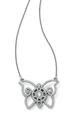 Brighton Brighton Necklace Illumina Butterfly Petite
