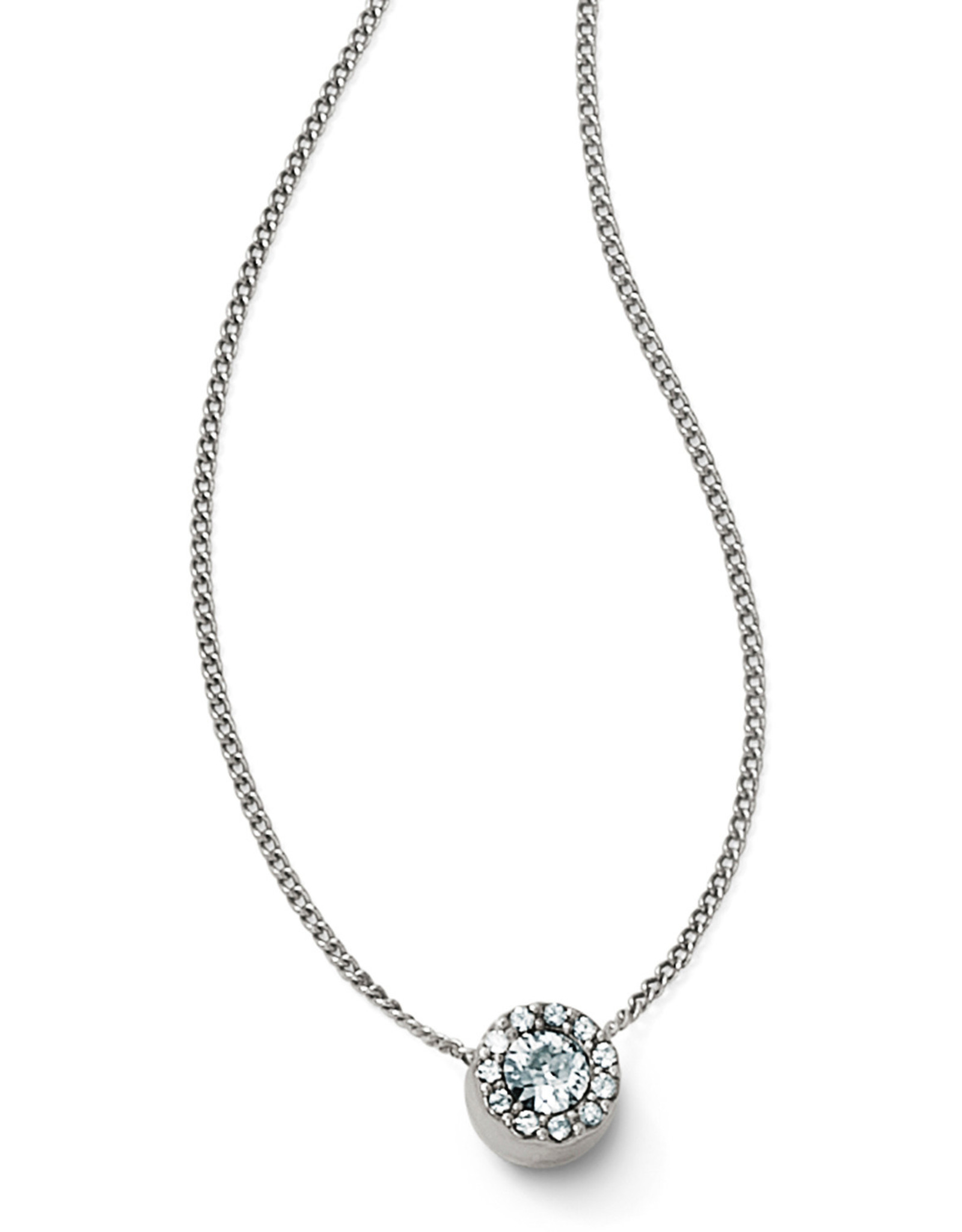 Brighton Brighton Necklace Illumina Mini Solitaire