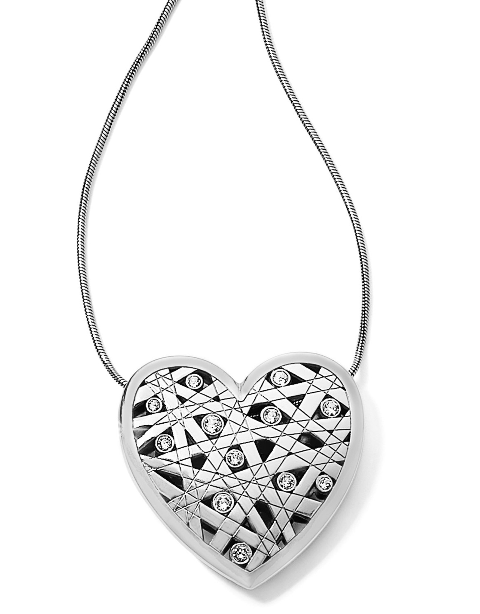 Brighton Brighton Necklace Nazca Heart