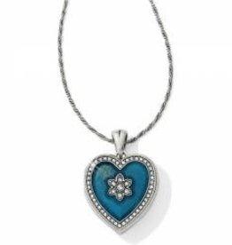 Brighton Brighton Necklace Mi Amor Double Locket