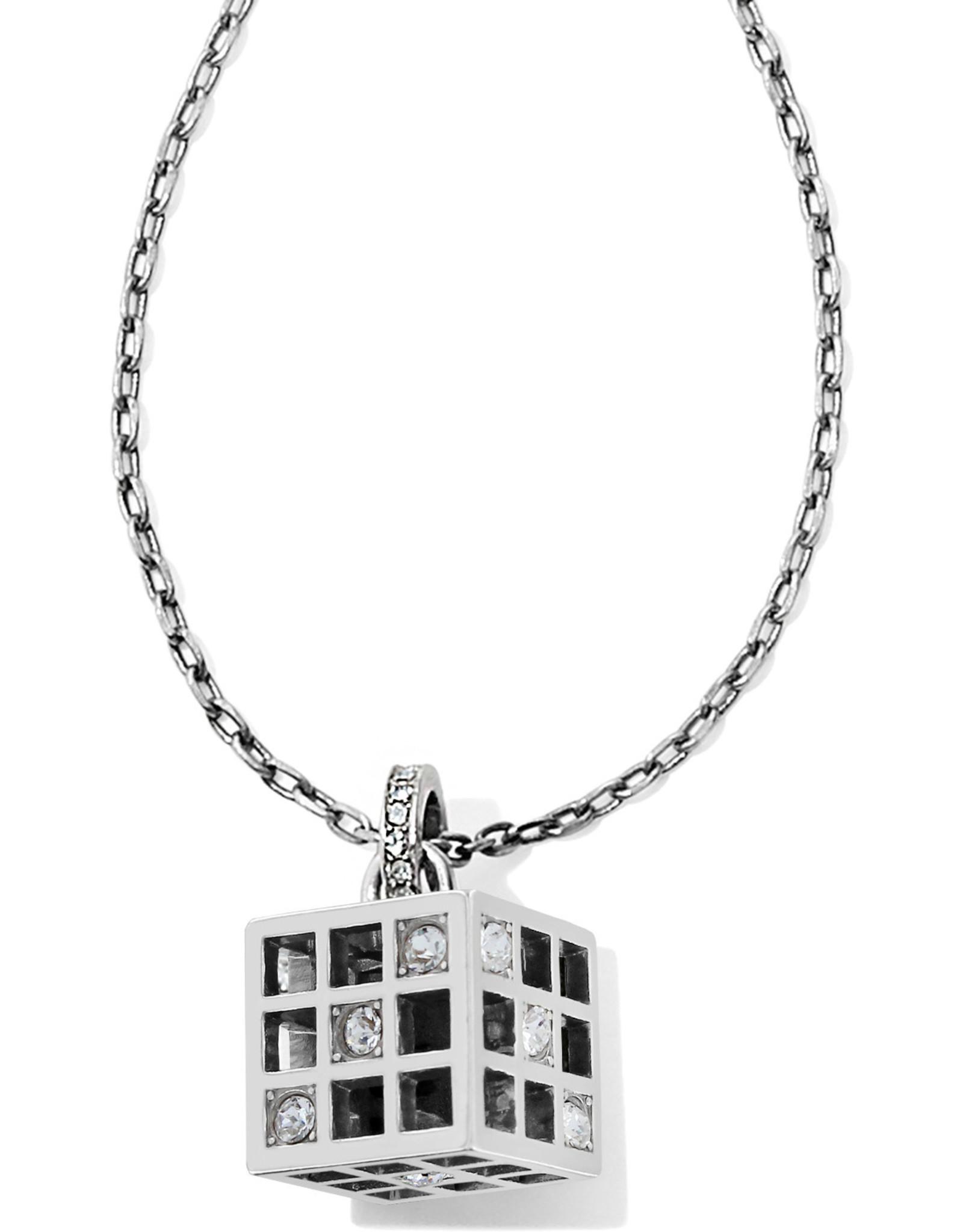 Brighton Brighton Necklace Bonjour Cube