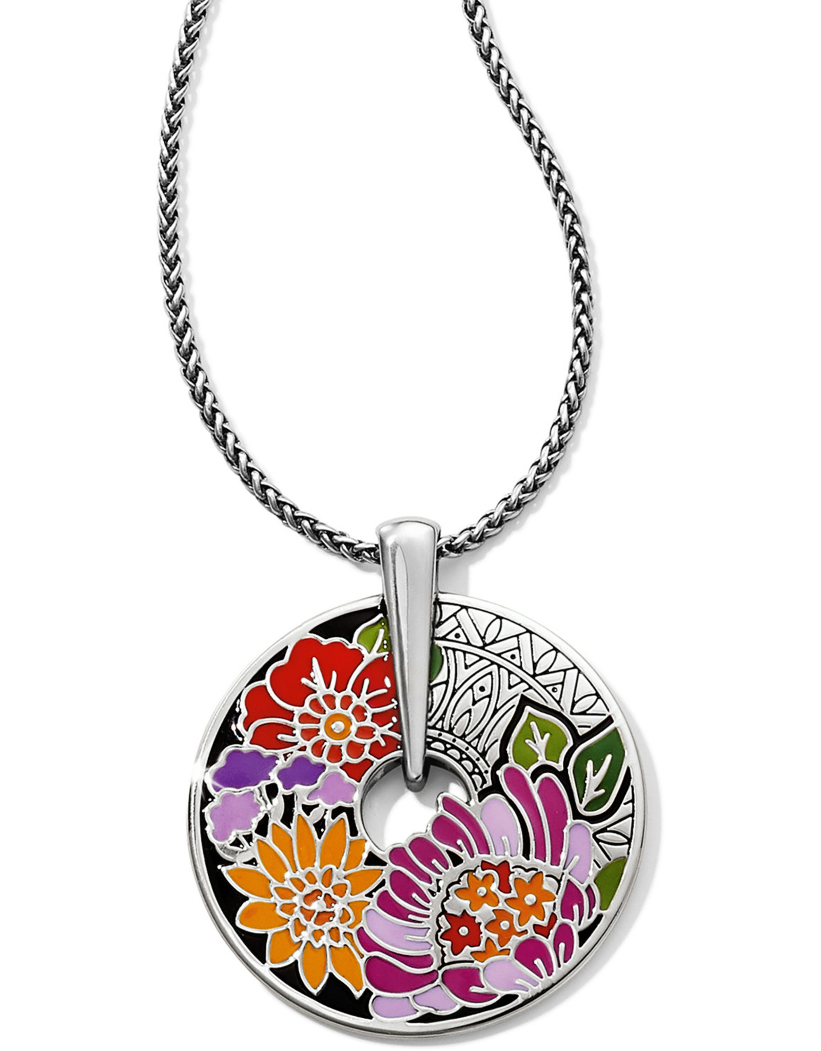 Brighton Brighton Necklace Africa Stories Floral Convertible