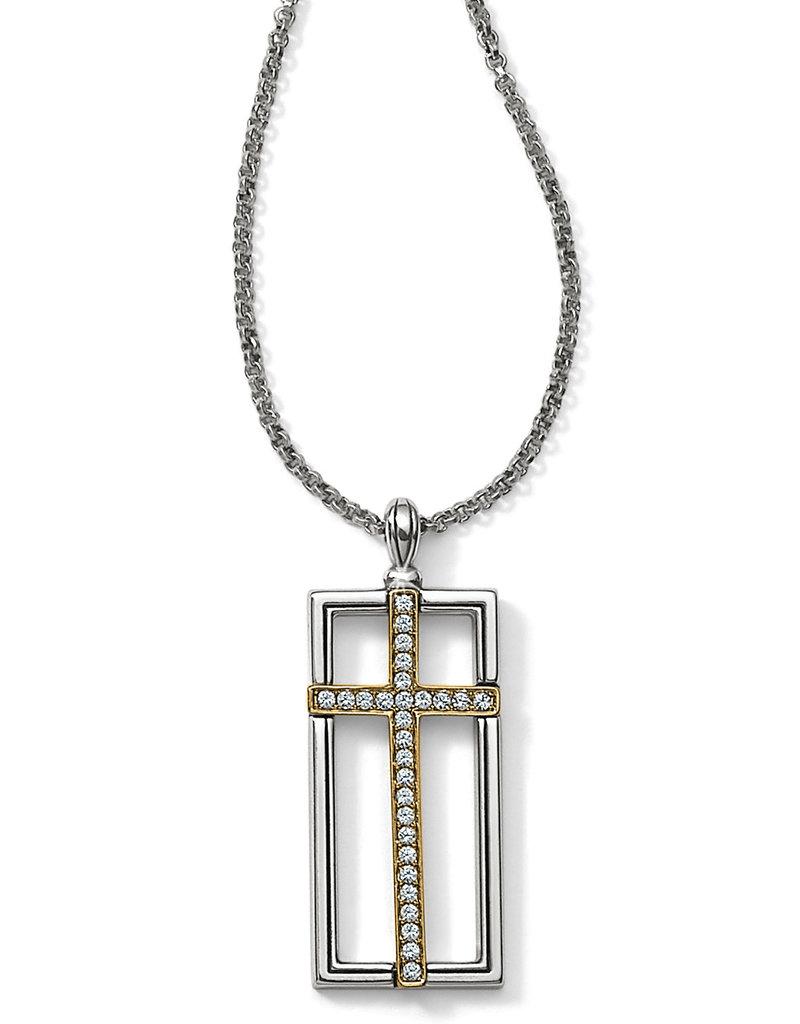 Brighton Brighton Necklace Crosses Of The World Holy Cross