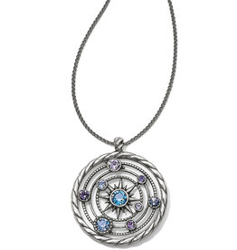 Brighton Brighton Necklace Halo Orbit Long