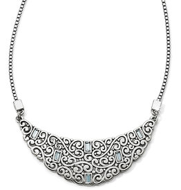 Brighton Brighton Necklace Baroness Petite Collar Silver